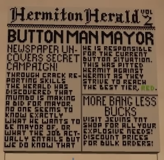 The Hermiton Herald Volume 2 Image